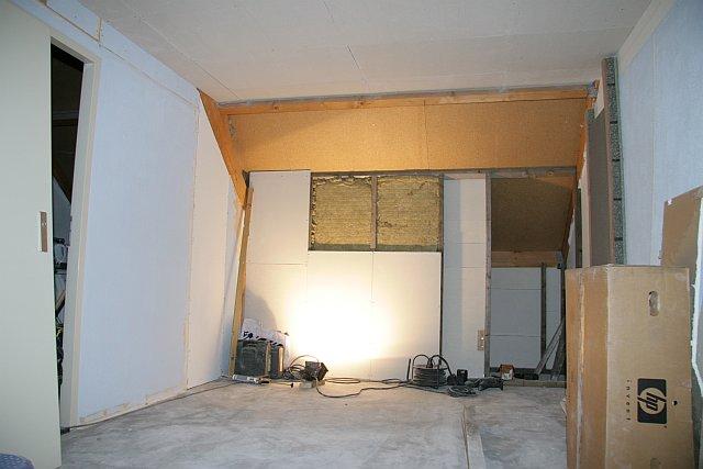 Joeps Home Cinema Bouwproject